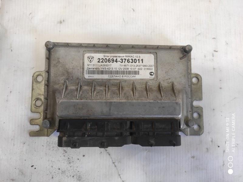 Блок управления efi Уаз 452 452 UMZ4213E 2008