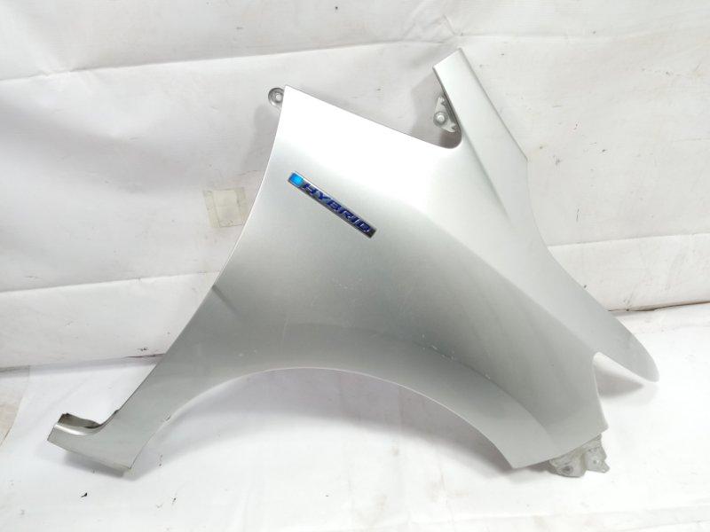 Крыло Honda Fit GP5 LEB 2015 переднее правое
