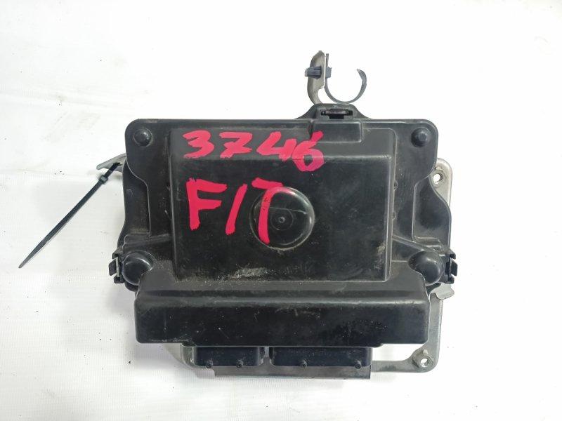 Блок управления efi Honda Fit GP5 LEB 2015