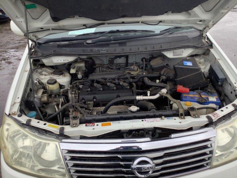 Двигатель Nissan Liberty RM12 QR20DE 2002