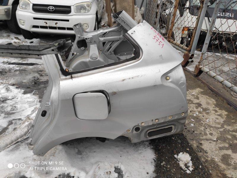 Крыло Toyota Corolla Fielder NRE161 1NZFXE 2013 заднее левое