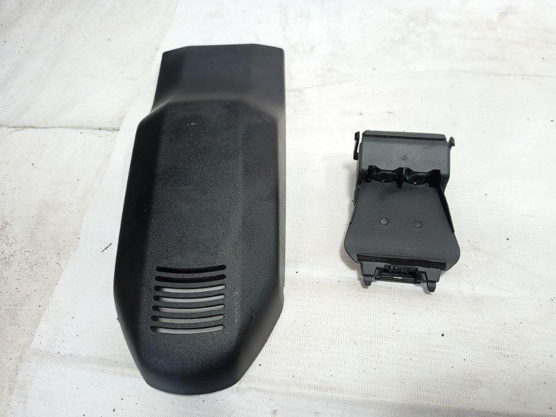 Камера переднего вида Honda Fit GP5 LEB 2015 передняя