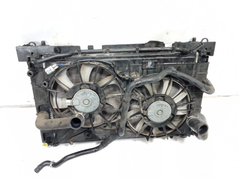 Радиатор основной Toyota Prius Alpha ZVW41 2ZRFXE 2011
