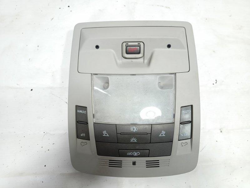 Светильник салона Lexus Rx350 GGL10 2GRFE 2009 передний