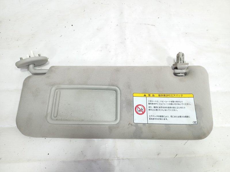 Козырек Lexus Rx350 GGL10 2GRFE 2009 передний правый