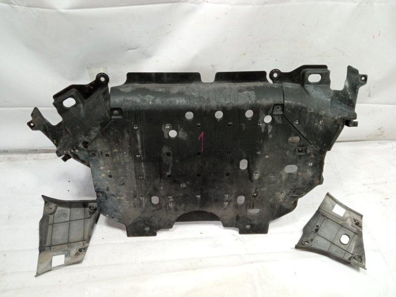 Защита двигателя Honda Shuttle GP7 LEB 2015