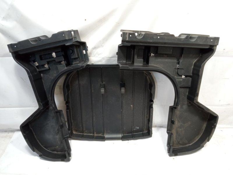 Ванночка в багажник Toyota Corolla Fielder NRE161 1NZFXE 2013 задняя