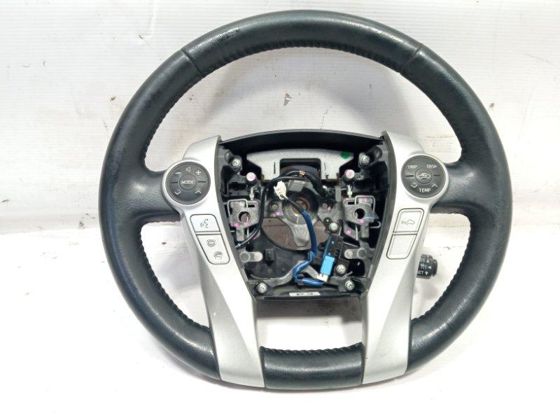 Руль Toyota Prius ZVW30 2ZRFXE 2010 передний правый