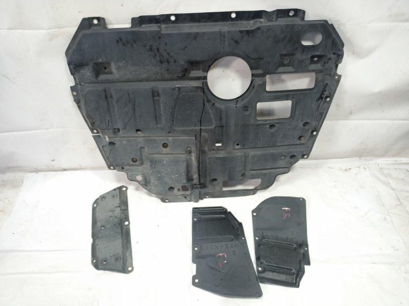 Защита двигателя Toyota Prius ZVW30 2ZRFXE 2010