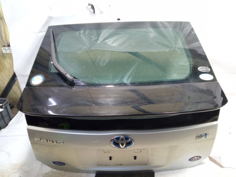 Дверь 5я Toyota Prius ZVW30 2ZRFXE 2010 задняя