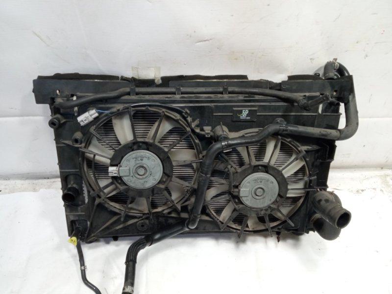 Радиатор основной Toyota Prius ZVW30 2ZRFXE 2010