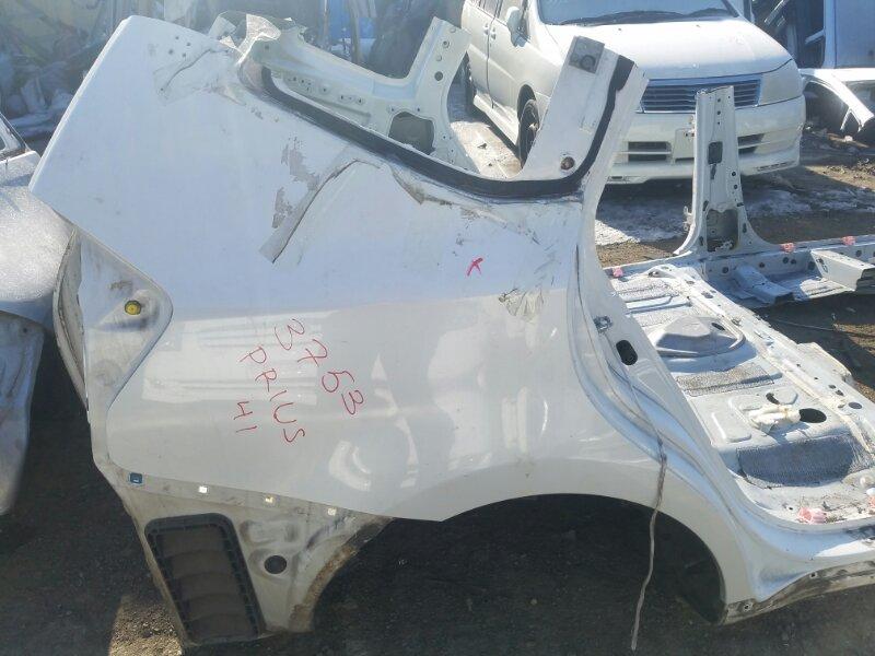 Крыло Toyota Prius Alpha ZVW41 2ZRFXE 2011 заднее правое