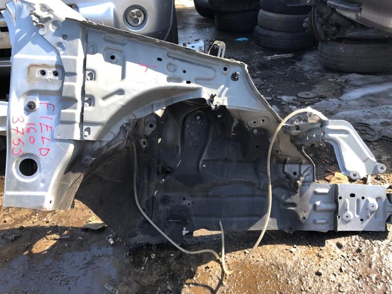 Лонжерон Toyota Corolla Fielder NKE165 1NZFXE 2013 передний правый