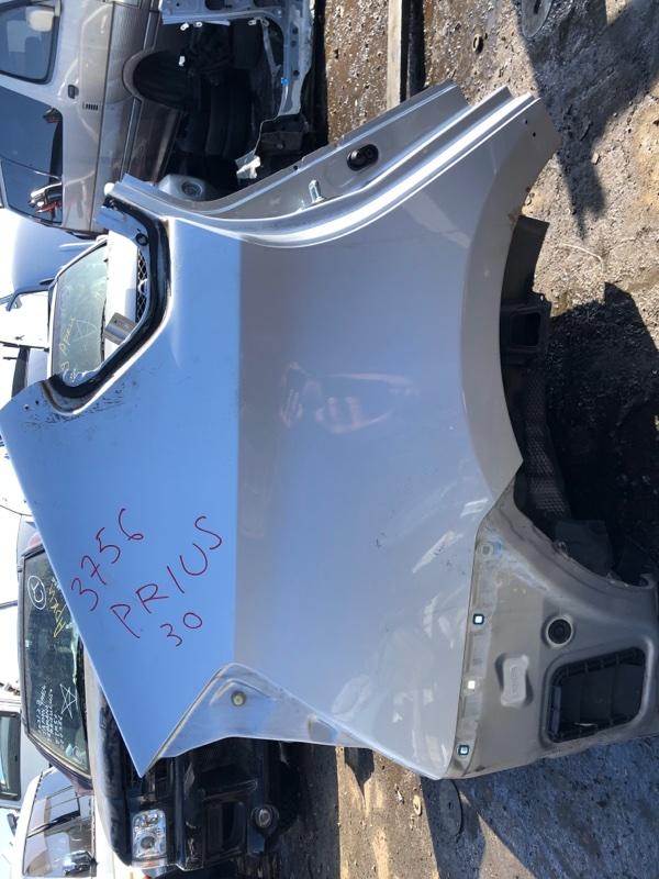 Крыло Toyota Prius ZVW30 2ZRFXE 2010 заднее правое