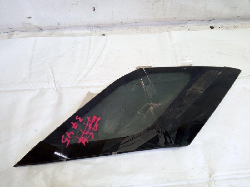 Стекло собачника Honda Fit Shuttle GP2 LDA 2011 заднее правое