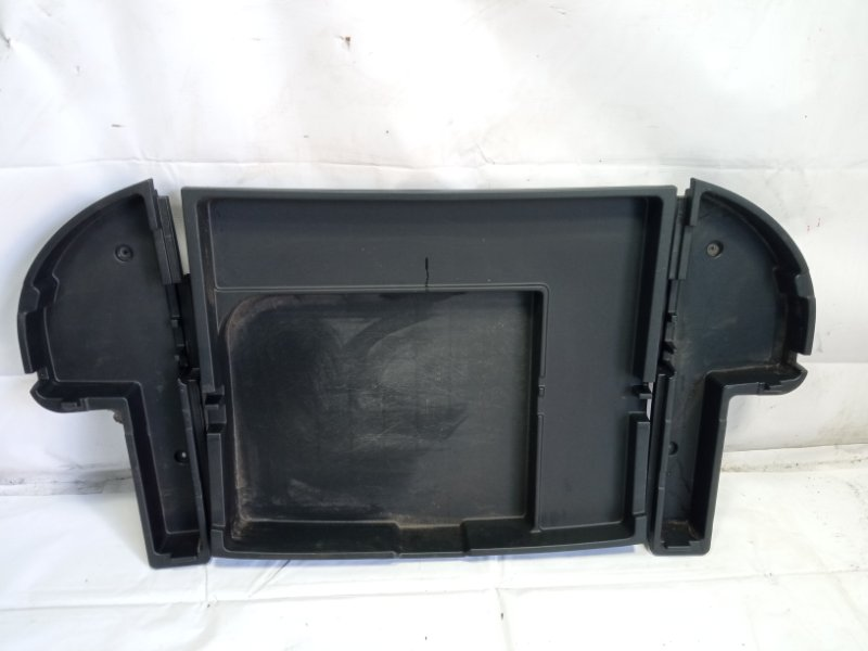 Ванночка в багажник Toyota Corolla Fielder NZE141 1NZFE 2009 задняя