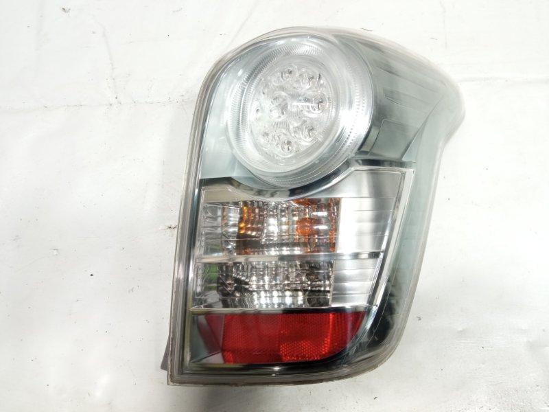 Стоп-сигнал Toyota Corolla Fielder NZE141 1NZFE 2009 задний правый