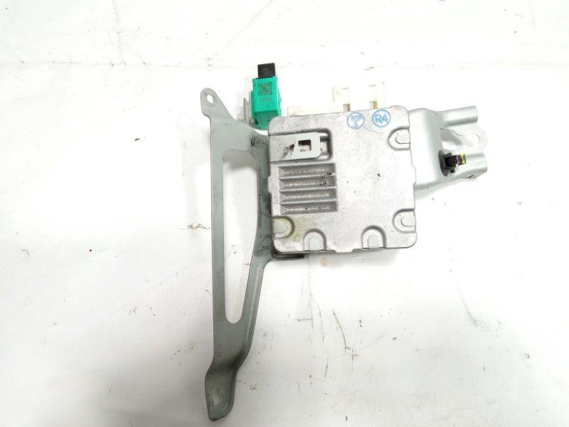 Блок управления рулевой рейкой Toyota Corolla Fielder NZE141 1NZFE 2009 передний