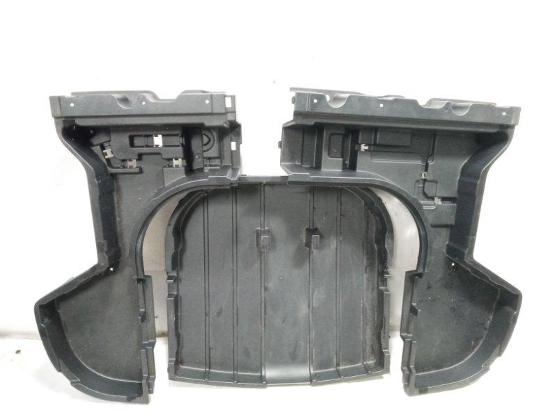 Ванночка в багажник Toyota Corolla Fielder NRE161 2NRFKE 2012 задняя