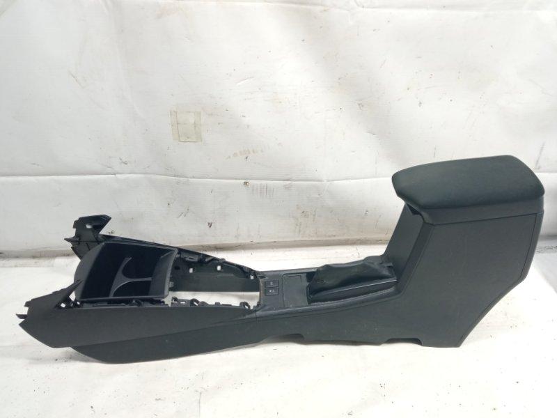 Бардачок между сиденьями Toyota Corolla Fielder NRE161 2NRFKE 2012