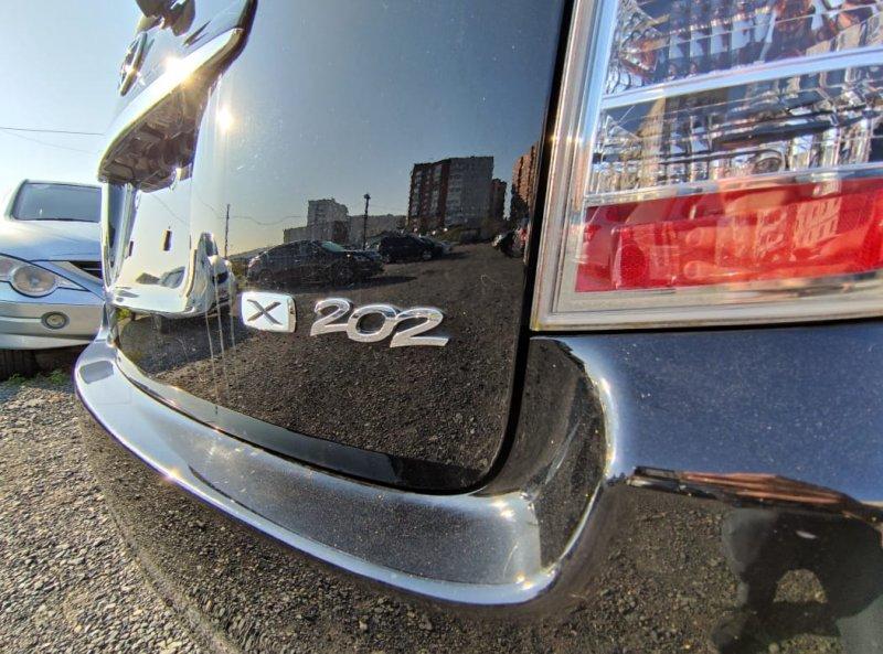 Дверь 5я Toyota Corolla Fielder NZE141 1NZFE 2009 задняя