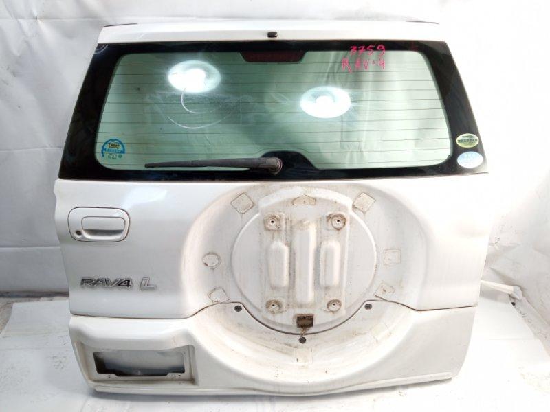Дверь 5я Toyota Rav4 ACA20 1AZFSE 2005 задняя