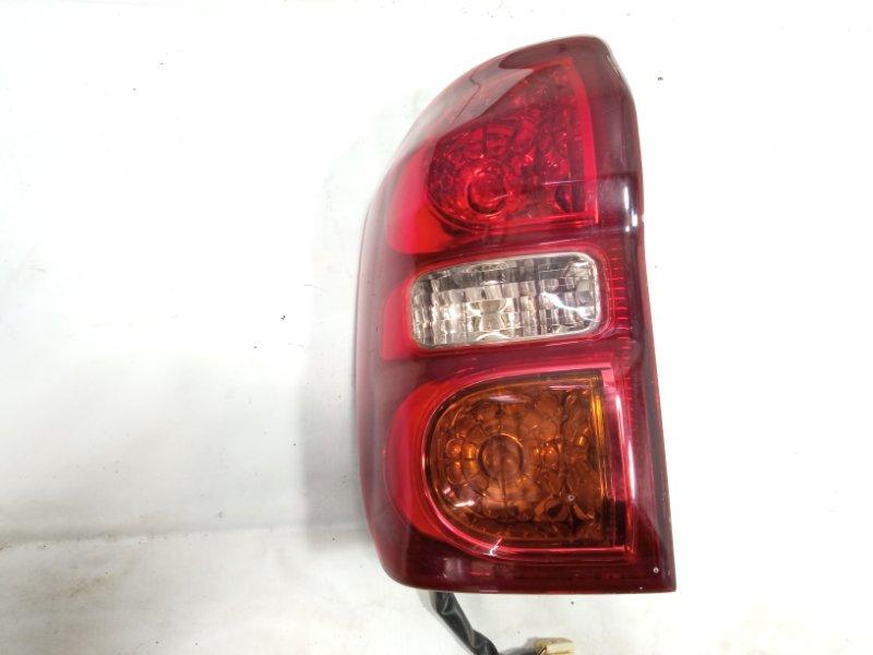 Стоп-сигнал Toyota Rav4 ACA20 1AZFSE 2005 задний левый