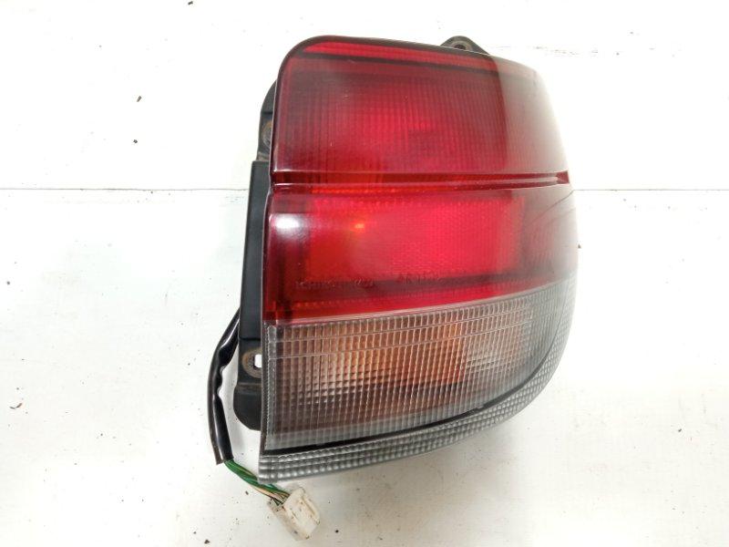 Стоп-сигнал Toyota Caldina AT191 2CT 1996 задний правый