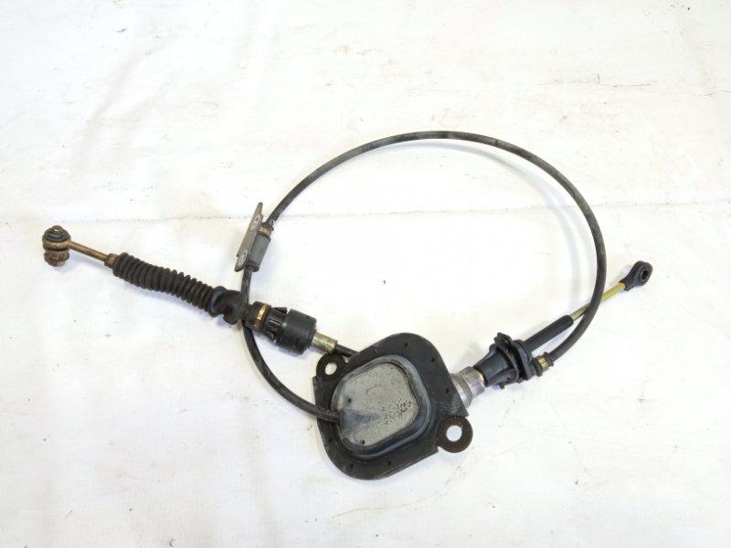 Трос переключения акпп Mitsubishi Colt Z27W 4G15T 2007