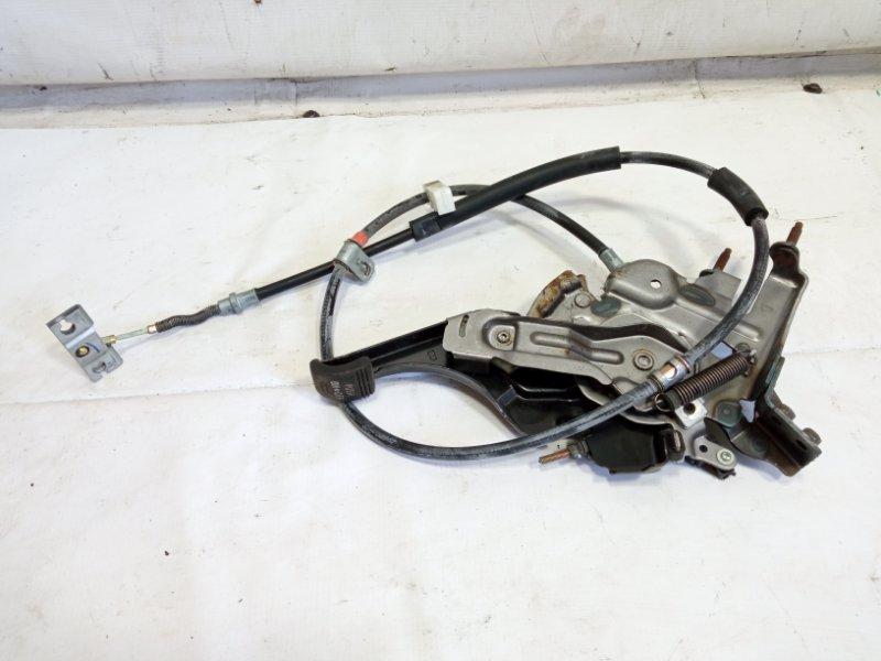 Тросик ручника Mitsubishi Colt Z27W 4G15T 2007 задний