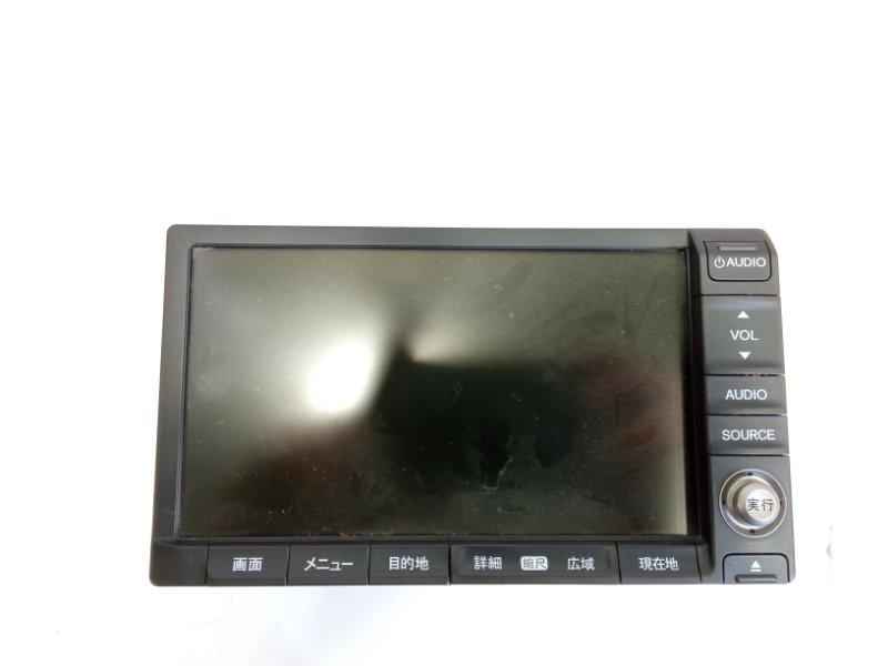 Магнитофон Honda Airwave GJ1 L15A 2008