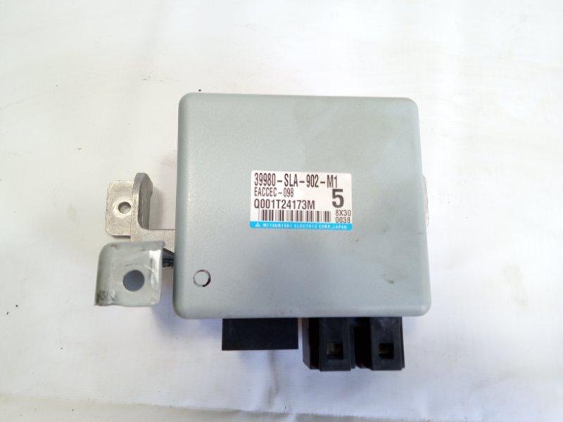 Блок управления рулевой рейкой Honda Airwave GJ1 L15A 2008