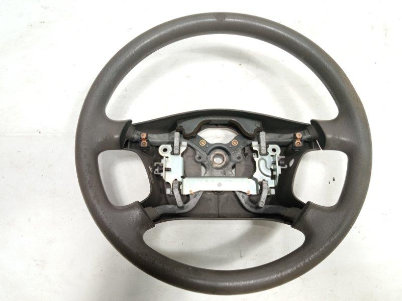 Руль Toyota Gaia SXM10 3CTE 2002 передний правый