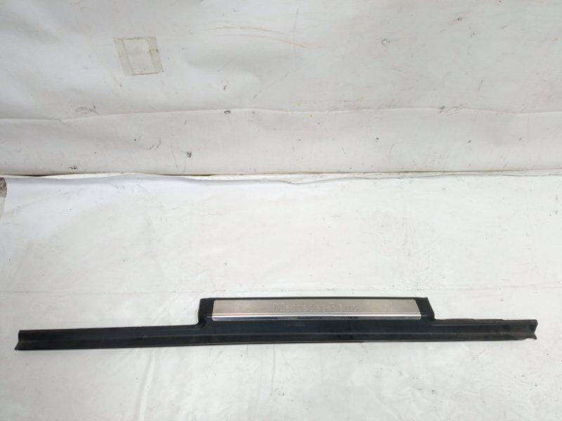 Накладка на порог салона Mercedes-Benz S-Class WDB220 M113E55 2001 передняя правая