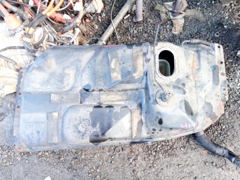 Топливный бак Toyota Gaia SXM10 3CTE 2002 задний