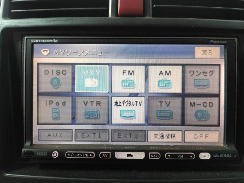 Магнитофон Mitsubishi Colt Z27W 4G15T 2007
