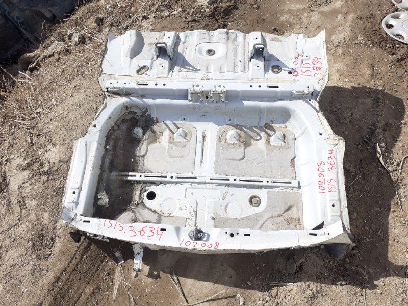 Тазик железный Toyota Isis ZNM10W 1ZZFE 2009 задний