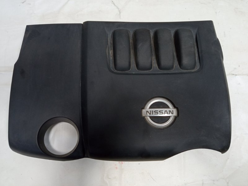 Пластиковая крышка на двс Nissan Xtrail DNT31 M9R 2008