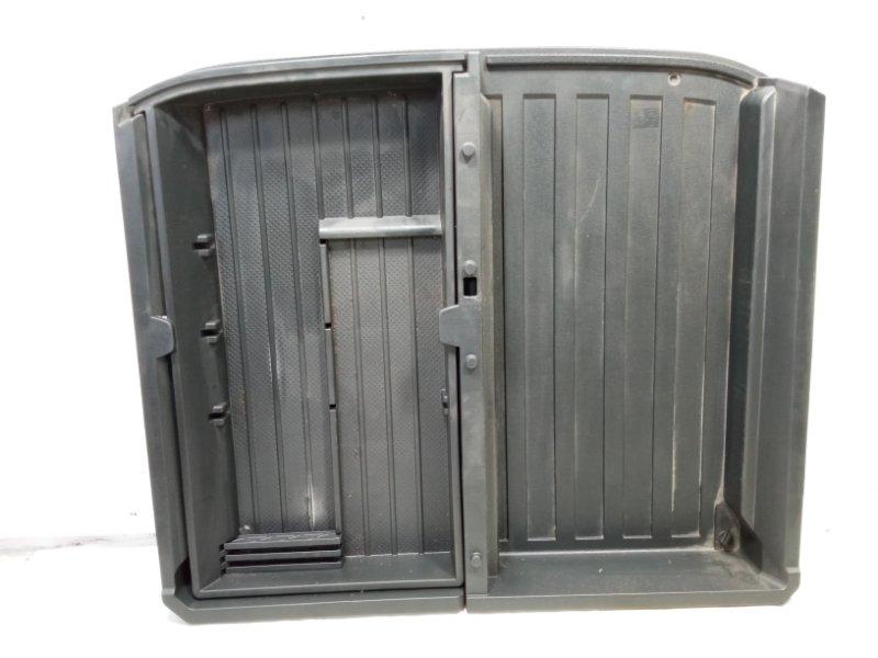 Ванночка в багажник Nissan Xtrail T31 M9R 2008 задняя
