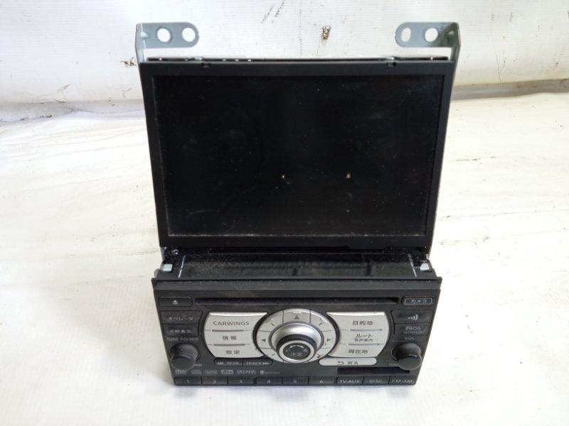 Магнитофон Nissan Xtrail T31 M9R 2008