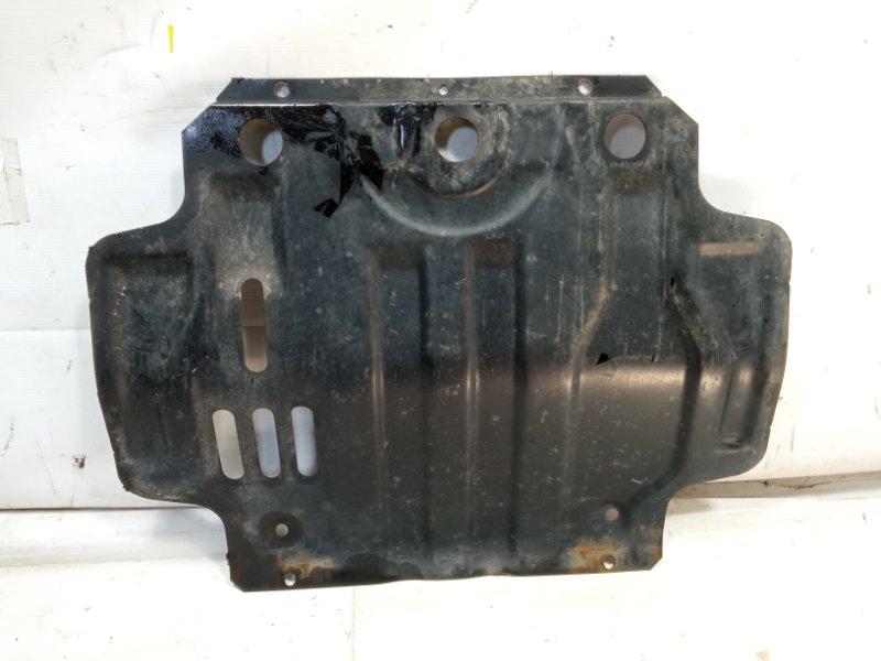 Защита двигателя Mitsubishi Pajero V21W 4M40T 1995 задняя