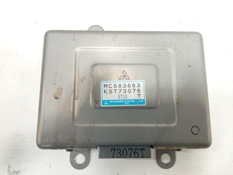 Блок управления свечами накала Mitsubishi Pajero V21W 4M40T 1995