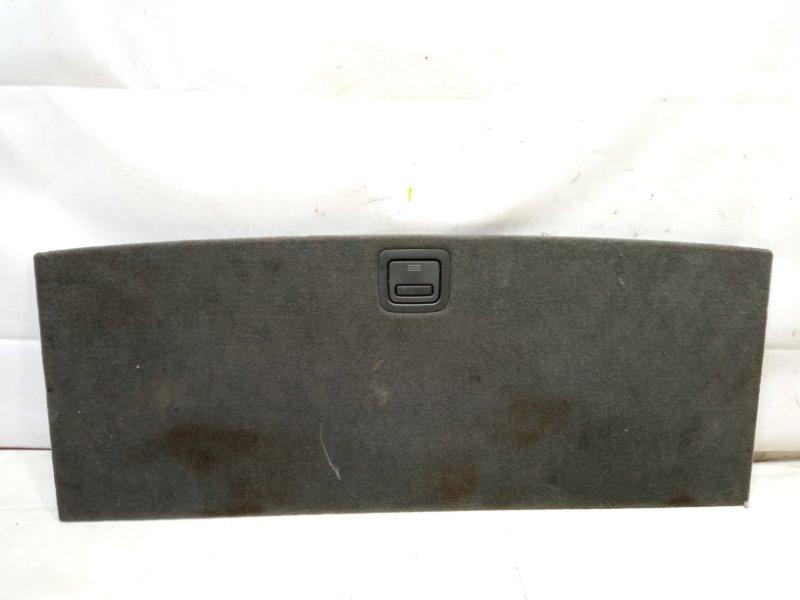Пол багажника пластик Infiniti Qx56 JA60 VK56DE 2005 задний
