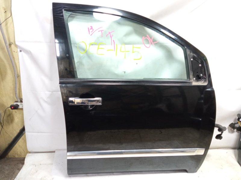 Дверь Infiniti Qx56 JA60 VK56DE 2005 передняя правая