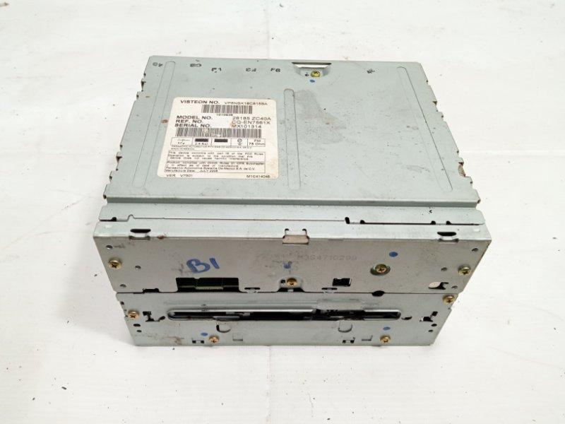 Магнитофон Infiniti Qx56 JA60 VK56DE 2005