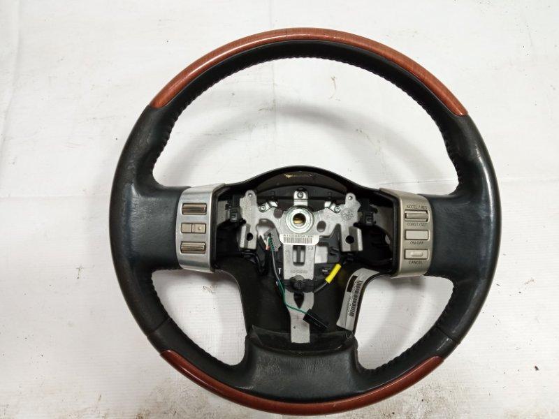 Руль Infiniti Qx56 JA60 VK56DE 2005