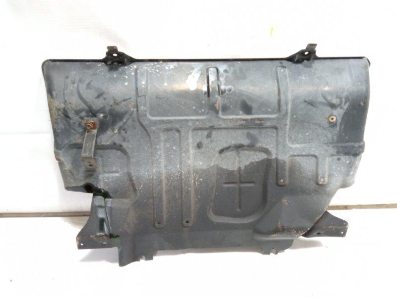 Защита двигателя Infiniti Qx56 JA60 VK56DE 2005 передняя