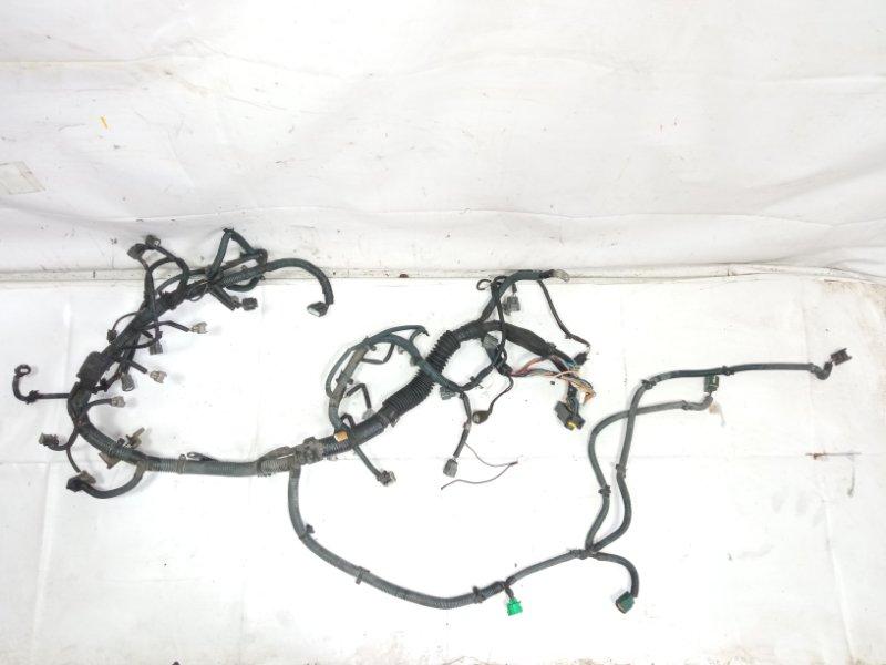 Коса двс Infiniti Qx56 JA60 VK56DE 2005 передняя