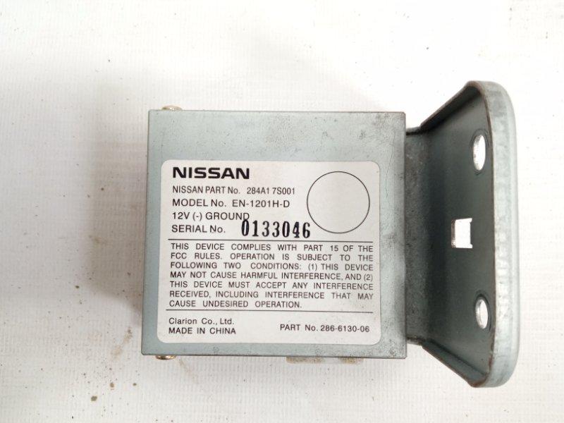 Блок управления камерой Infiniti Qx56 JA60 VK56DE 2005 задний
