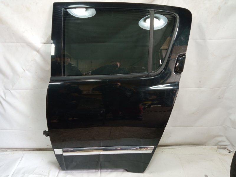 Дверь Infiniti Qx56 JA60 VK56DE 2005 задняя левая